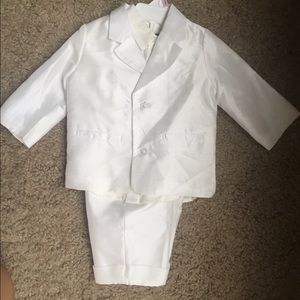 Wendy Bellissimo Matching Sets - Wendy bellissimo White suit brand new NWT